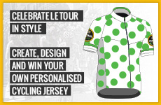 Nuffield Health Create your own Le tour Jersey